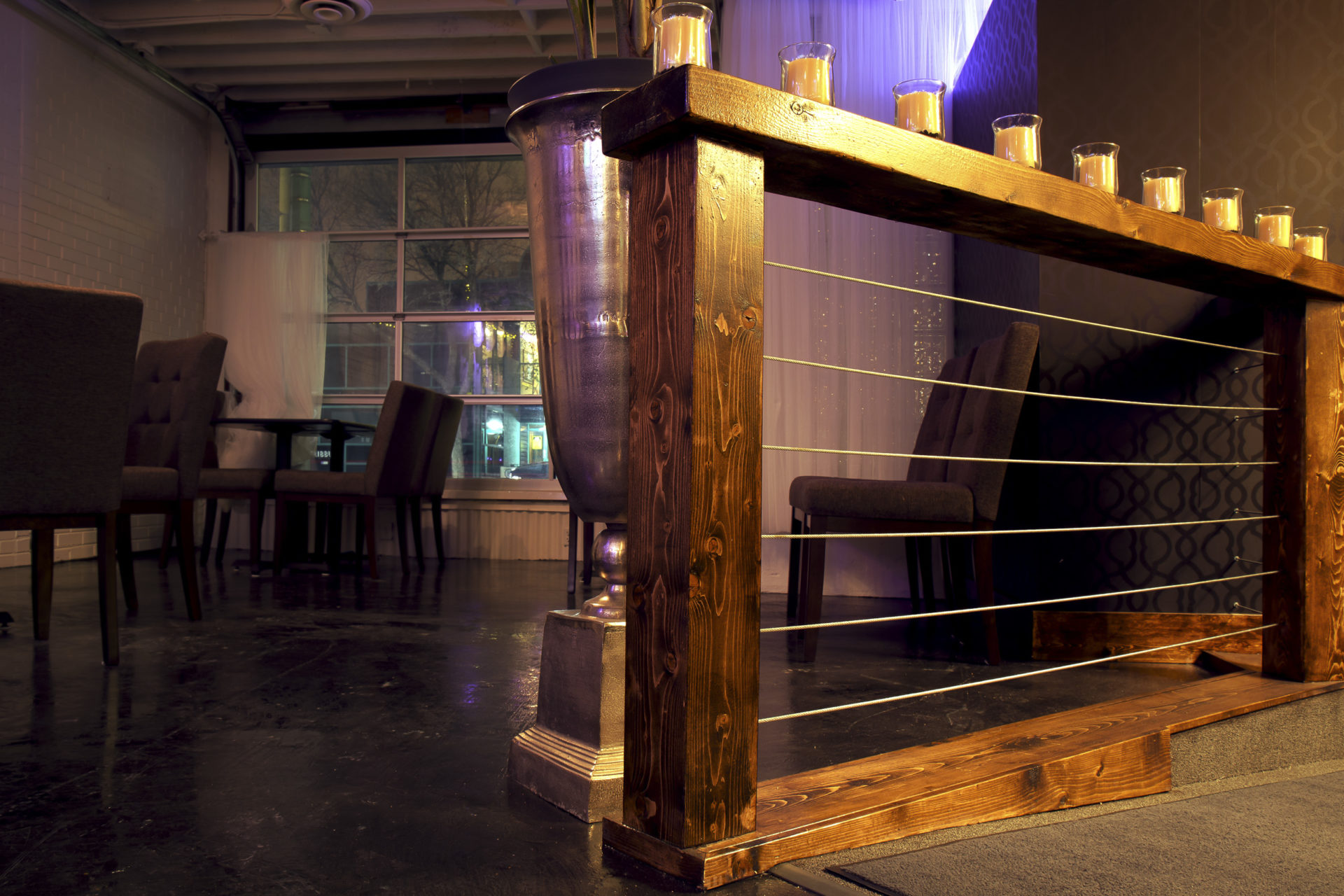 Tesoro Restaurant Renovation