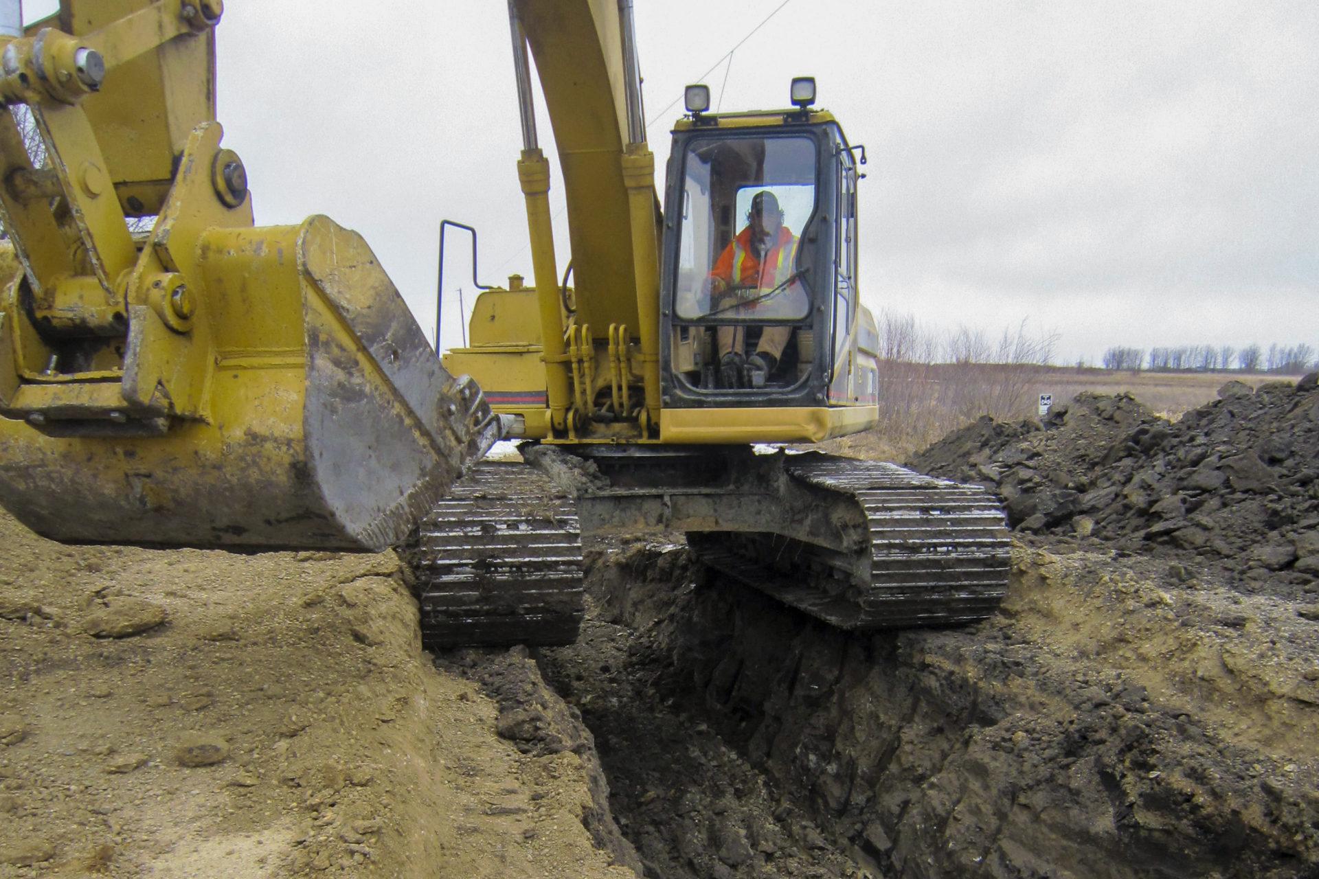 Dakota Plains First Nation Drainage Plan